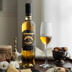 [野猪岩晚收甜白 2016年份]匈牙利托卡伊名庄 高性价比甜白葡萄酒 500ml