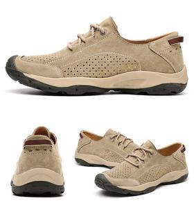 【潮流鞋子】户外徒步登山鞋男攀岩越野跑步鞋旅游休闲运动鞋
