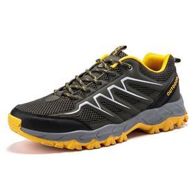【潮流鞋子】男士登山鞋 春夏季轻便户外鞋 透气耐磨徒步鞋越野跑鞋