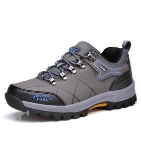 【潮流鞋子】军靴户外战靴男士低帮沙漠靴飞行靴登山鞋徒步越野跑鞋