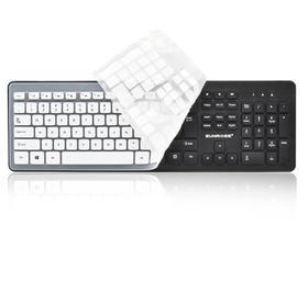 【键盘】小太阳台式 笔记本电脑 通用USB接口有线防水巧克力键盘