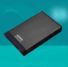 【移动硬盘】威刚移动硬盘NH13 1T 2T USB3.0高速全金属MAC商务存储硬盘1000GB