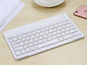 【键盘】7寸8寸9寸10寸三系统通用平板电脑外接键盘迷你超薄无线蓝牙键盘