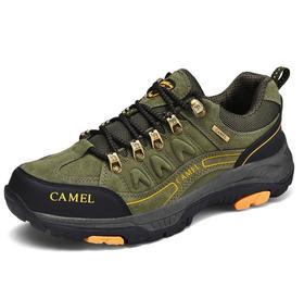 【潮流鞋子】春秋情侣防滑户外登山鞋耐磨低帮旅行徒步鞋男女跑鞋
