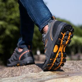 【潮流鞋子】户外登山鞋男防滑耐磨越野徒步鞋男士运动鞋
