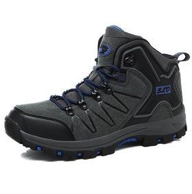 【潮流鞋子】户外运动登山鞋男士越野徒步鞋高帮单鞋女款情侣旅游鞋