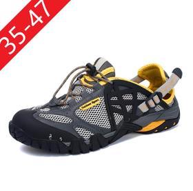 【潮流鞋子】户外情侣溯溪登山鞋 大码透气速干涉水鞋 徒步越野