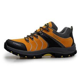 【潮流鞋子】越野跑鞋低帮登山鞋户外男士shoes外贸登山鞋男