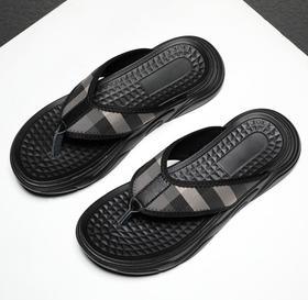 【潮流鞋子】拖鞋男士夏季防滑凉鞋个性韩版潮流夹脚室外沙滩鞋人字拖 男