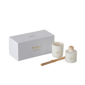 进口精油香薰蜡烛礼盒香氛浪漫蜡烛玻璃杯香氛蜡烛净化空气无烟