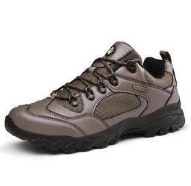 【潮流鞋子】跨境大码户外鞋男日常休闲登山徒步越野跑鞋