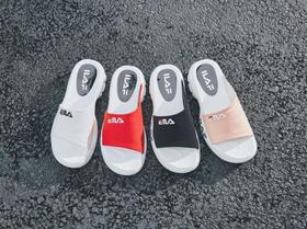 【潮流鞋子】夏季新款休闲凉拖轻便百搭沙滩凉鞋女平跟一字学生凉鞋