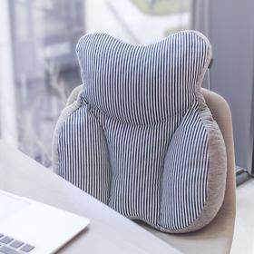 凸凸立体护腰靠垫 | 舒缓腰部压力,像躺在床上一样舒服