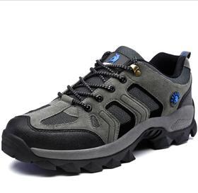 【潮流鞋子】户外 登山鞋男 防水透气徒步鞋运动鞋