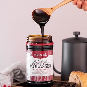 RED SEAL新西兰红印黑糖 | 丰富铁含量,0脂肪,让你腰腹不痛气色好