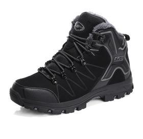 【潮流鞋子】大码加绒雪地靴男鞋减震徒步鞋男士登山鞋
