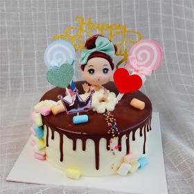 巧克力小公主