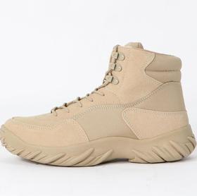 【潮流鞋子】春秋男轻便作战靴特种兵军迷高帮透气战术靴沙漠靴徒步鞋