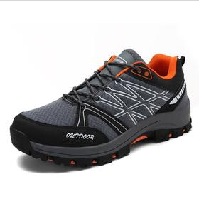 【潮流鞋子】轻便户外登山鞋户外鞋大码徒步休闲运动鞋