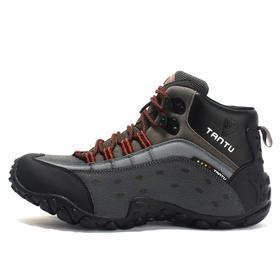 【潮流鞋子】冬季户外鞋徒步鞋高帮登山鞋男运动徒步鞋