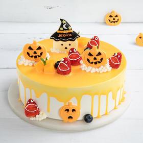 怪兽小岛  蛋糕(百色)