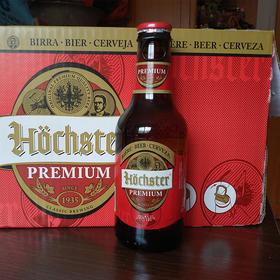 【半岛商城】西班牙原装进口 高特白啤 250ML*24瓶 日期至2020年1月