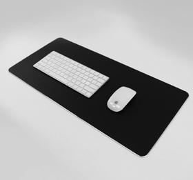 【鼠标垫】笔记本电脑超大号金属鼠标垫铝合金加厚