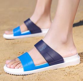 【潮流鞋子】情侣款洞洞鞋新款凉拖鞋夏季花园鞋凉鞋沙滩鞋男外贸拖鞋凉一字拖