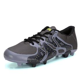 【足球鞋】网布面足球鞋春季男女式儿童青少年胶钉长钉碎钉平底五人制运动鞋