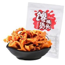 馋货捕头麻辣鸭肠|四川特产 口感独特|100g/袋【严选X休闲零食】