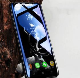 【手机膜】三星note9钢化膜 3d曲面全屏手机玻璃贴膜 三星note8钢化膜