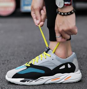 【网球鞋】运动鞋男 透气减震轻便慢跑鞋 学生休闲鞋潮流跑步鞋