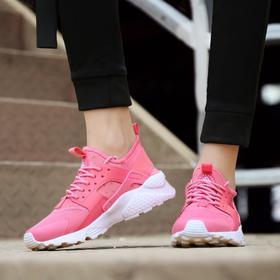 【网球鞋】华莱士情侣鞋防滑轻便透气鞋时尚休闲运动鞋