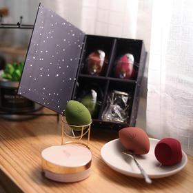 AMORTALS尔木萄星空美妆蛋套盒(3IN1)