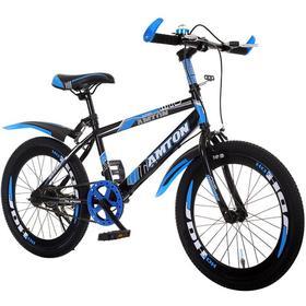 【自行车】儿童山地车 儿童自行车18寸20寸22寸单速变速学生车