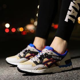 【网球鞋】休闲鞋韩版潮运动鞋秋季低帮少年男鞋个性嘻哈板鞋