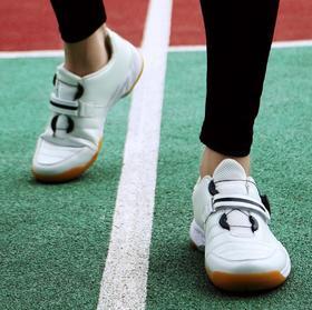 【羽毛球鞋】羽毛球鞋乒乓球三秒系带运动鞋专业鞋情侣鞋男女款