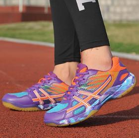 【羽毛球鞋】减震透气运动鞋牛筋底训练运动亲子鞋