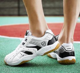 【羽毛球鞋】羽毛球鞋四季新款透气大码运动鞋男情侣款比赛训练鞋女