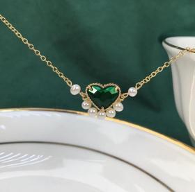 【K金手链】14K包金绕线天然淡水珍珠手链