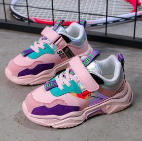 【羽毛球鞋】儿童鞋子冬季新款儿童运动鞋秋冬加棉保暖棉鞋