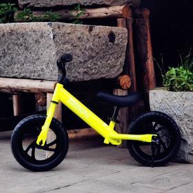 【自行车】儿童二轮平衡车滑行车学步车无脚踏童车自行车脚步车