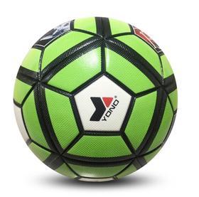 【足球】贴皮机缝5号足球 体育用品足球