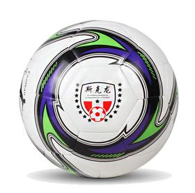 【足球】足球 5号耐磨pu贴皮足球定制 4号小学生训练无缝足球