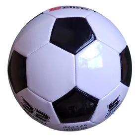 【足球】PVC黑白足球 pu机缝足球 3号4号5号训练比赛中小学生足球防爆