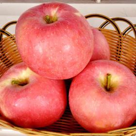 山西冰糖心红富士苹果|脆甜糖心占比高|5-8.5斤装【严选X水果蔬菜】