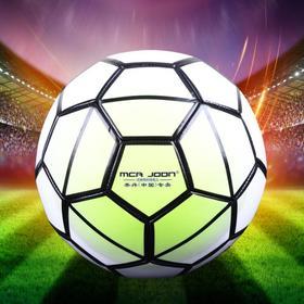 【足球】乔丹5号标准足球JD6602成人比赛儿童学生训练足球机缝PU材质