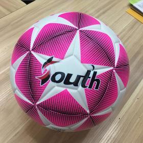 【足球】5号PU足球机缝英超西甲意甲训练比赛五星足球新款防滑
