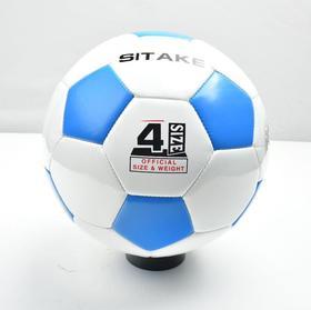 【足球】耐磨防滑真软皮室内室外比足球5号专业儿童足球