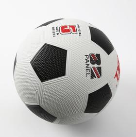 【足球】青少年用5号足球 学校训练锻炼用橡胶足球